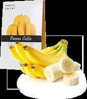 Панна Котта - Банан
