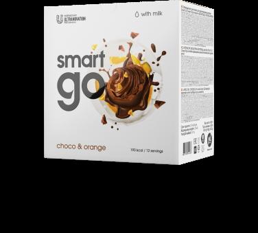 Smart Go Шоколад с апельсином